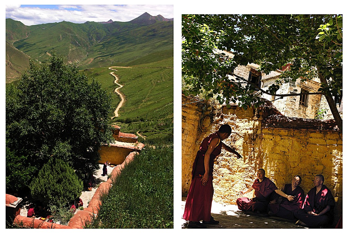 Sera_Monastery