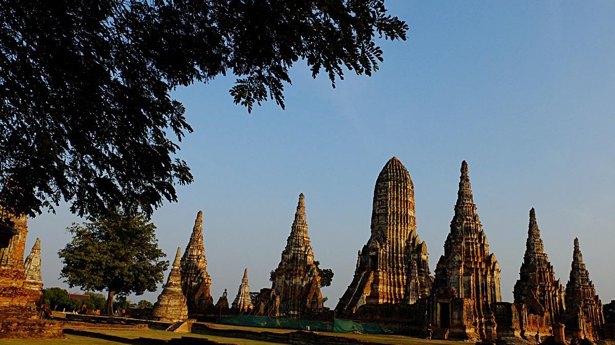 Ayuthaya_Thailand